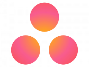 asana productivity software app icon